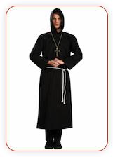 Ухожу в монастырь