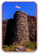 Амберд - древняя крепость