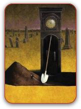 Коротко о страхе смерти